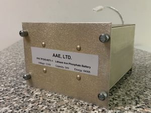 Battery Box for The Appliance by AAE Ltd