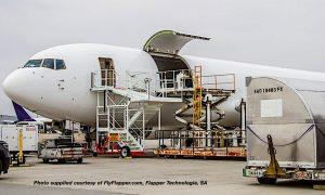 FlyFlapper.com Air Cargo Compartment